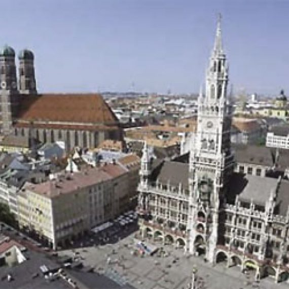 Memorable holiday by visiting Munich