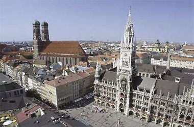 Munich in Germany