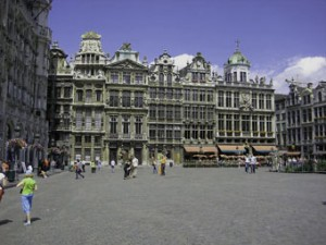 Brussels the capital of Belgium