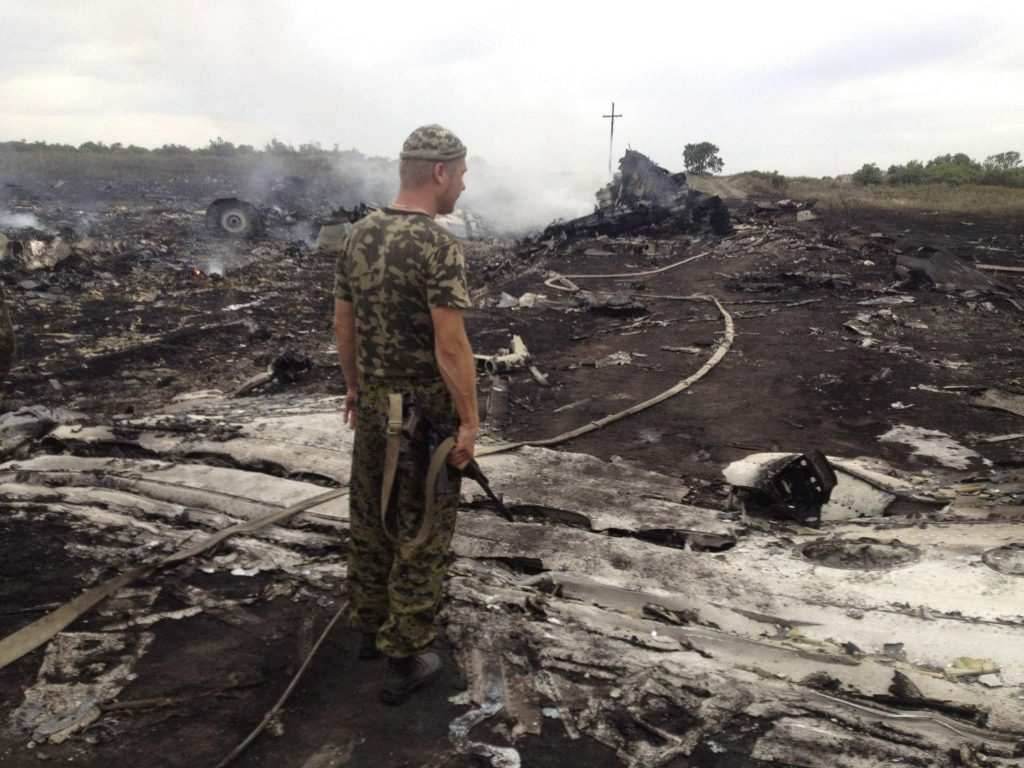 mh17 ukraine crash pic