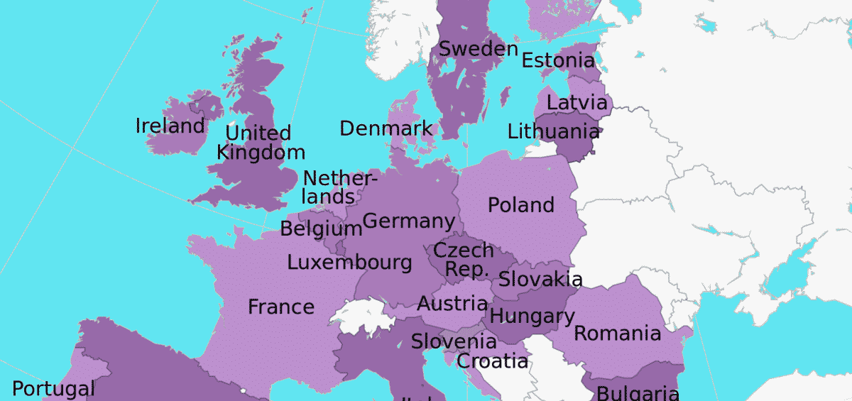 Map Of Europe Luxemburg.Eu Map Map Of Europe Europe Map