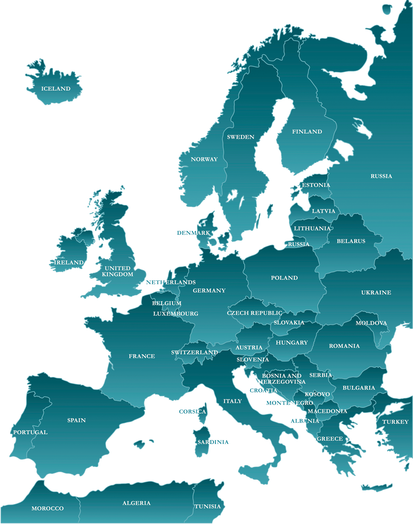 Interactive Map Of Europe Map Of Europe Europe Map