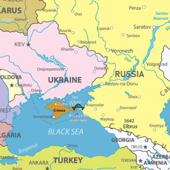 Russia Ukraine – Martial Law After Seizure