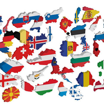 How Many Countries in Europe?